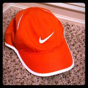 Women's Orange Nike Hat